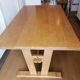 【ネット決済】ダイニングテーブル 作業台
