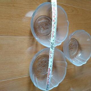 ガラス小鉢3