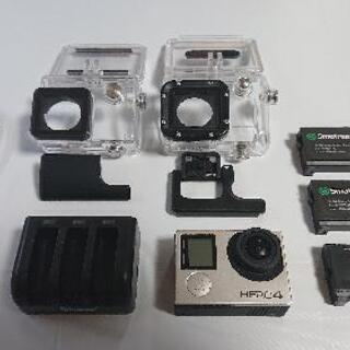 GoPro4 美品