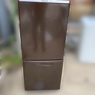 Panasonic 冷蔵庫とSHARP レンジセット 2014年製
