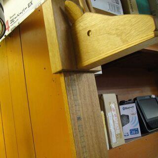キリンさん木製身長計30~190㎝ 身長測定