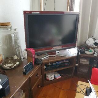 シャープ32型テレビジャンク