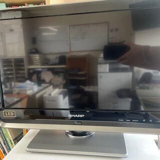2010年製シャープAQUOS LC20DZ3 液晶テレビ…