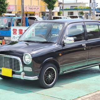 【総額11万円】ダイハツ ミラジーノ GH-L700S 4AT ...