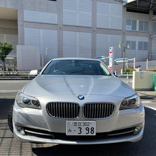 BMW 535i ハイブリッド 車検たっぷり 低走行