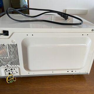 Twinbird電子レンジ(オーブン機能がありません)