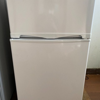 中古冷蔵庫差し上げます