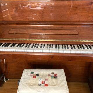 アップライトピアノ差し上げます。の画像