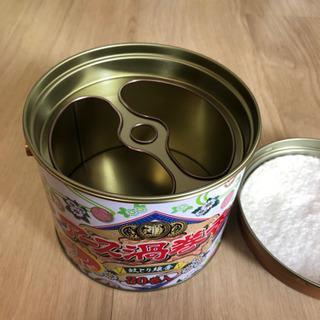 蚊取り線香の缶