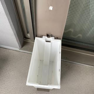【譲渡先決定】ペダル式 ゴミ箱