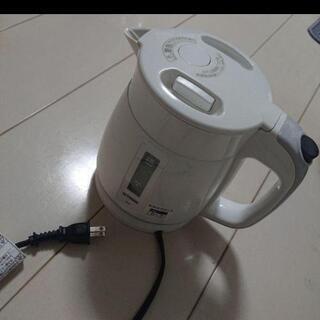 【美品】メーカーTIGERタイガー湯沸し器0,8リットル