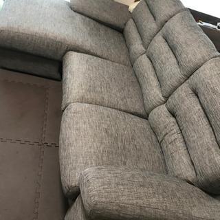 【ネット決済】大型ソファー