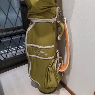 【ネット決済】レディースゴルフクラブ・バックセット