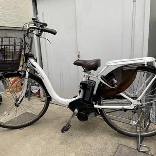 電動アシスト自転車 ヤマハパス美車です。