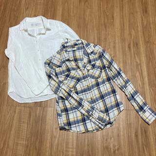 長袖シャツ 2枚セット
