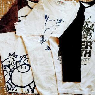 断捨離ファッション メンズTシャツL