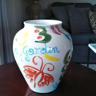 Pottery Barn (ポッタリーバーン) 花瓶