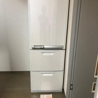 三菱電機 冷蔵庫、ノンフロン冷凍冷蔵庫【MR-CM38J-…