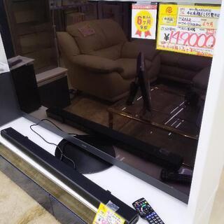 【ネット決済・配送可】0616-01 Panasonic 55型...