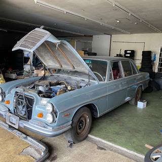 値交渉可 1969年式 W108 メルセデスベンツ 280S レ...