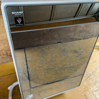 極美品 19年製 SHARP/シャープ ドラム式洗濯乾燥機「ES...