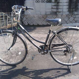 通学用自転車27インチ