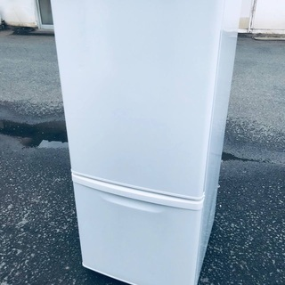♦️EJ1496B Panasonic冷凍冷蔵庫 【2014年製】