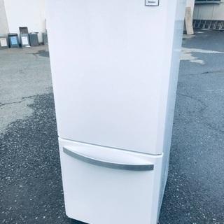 ♦️EJ1498B Haier冷凍冷蔵庫 【2014年製】