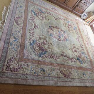 【ネット決済】中国手織絨毯