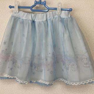 【子供服・Party Pick】スカート・130cm