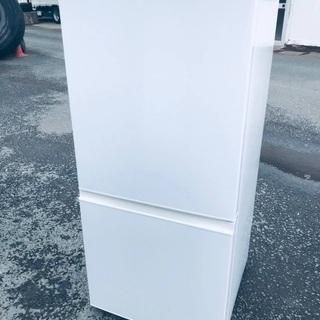 ♦️EJ1497B AQUAノンフロン冷凍冷蔵庫 【2015年製】