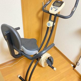 ALINKO/室内用エアロバイク