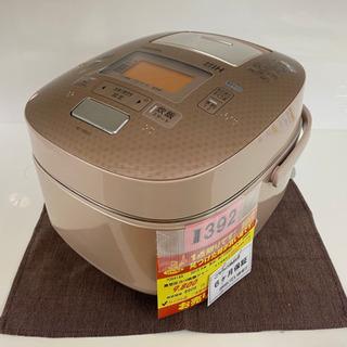 I392 TOSHIBA 真空圧力IH炊飯ジャー 5.5合炊き ...