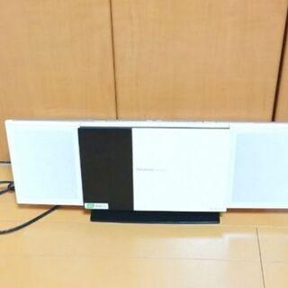 Panasonic コンパクトステレオ SC-HC35