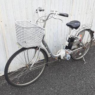 電動アシスト自転車6月-6 パナソニック ViVi DX 充電器...