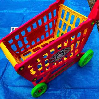 【ネット決済】子供用買い物カート 玩具