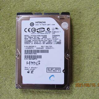 ノートパソコン用 ハードディスク 80GB