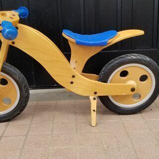 🔵HOPPL  WOOD BIKE キックバイク