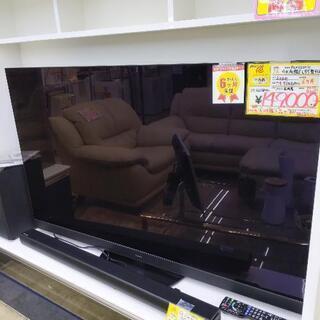 0616-02 Panasonic 55型液晶テレビ 2020年...