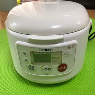 タイガー 小型炊飯器 3合だき JAU-G550