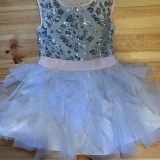 【ネット決済】コストコ 女の子 ドレス 4Tサイズ