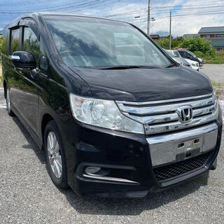 H22年式 ステップワゴン 車検2年付!!