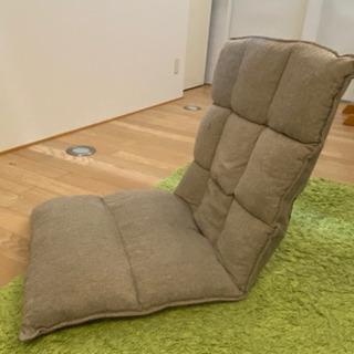 ニトリ 低反発座椅子 故障無し 頭部がリクライニングする