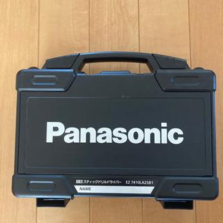 Panasonic スティックドライバー