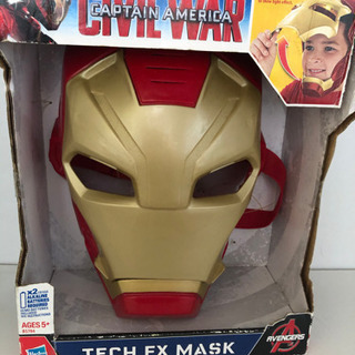 キャプテン アメリカ マスク
