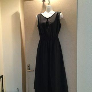 ワンピース GU ドレス