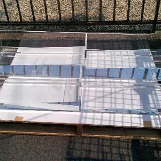 アクリルBOX大型 W1350×D250×H250ミリ