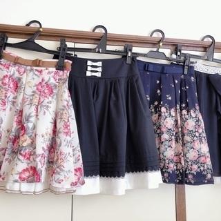 お取引中 綺麗系 スカート 6枚セット〈無料〉