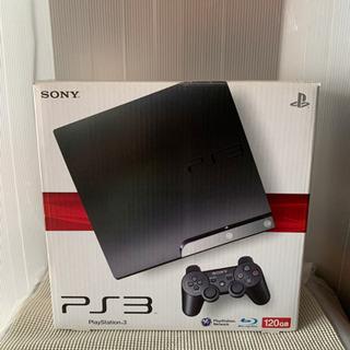 PS3 本体セットCECH-2000 120GB 箱付き