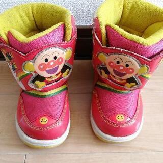 15cm アンパンマン ブーツ